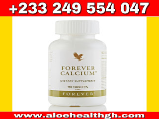 forever Calcium (forever living products) is Required in the Body for maintenance of strong bones, provides 100% of the daily recommended dietary intake of calcium,