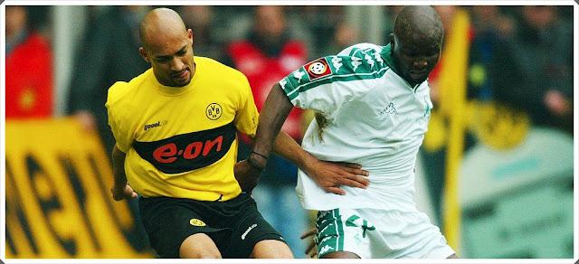 Dedé Dortmund Werder Bremen 2002