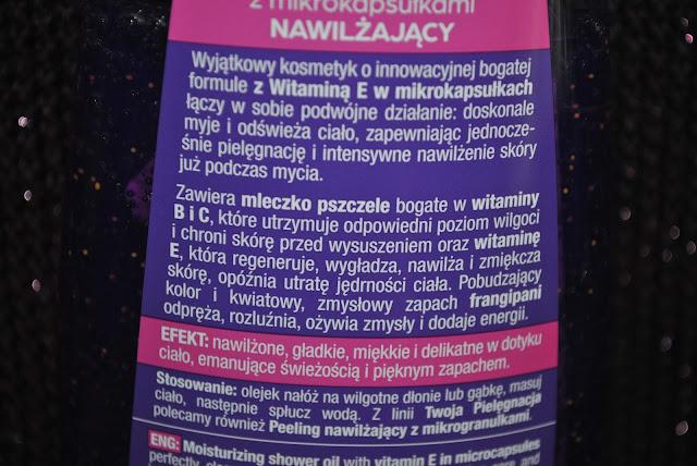 witamina e mikrokapsułki nawilzenie skóry podczas mycia żel który nie wysusza skóry ciała witaminy b c e