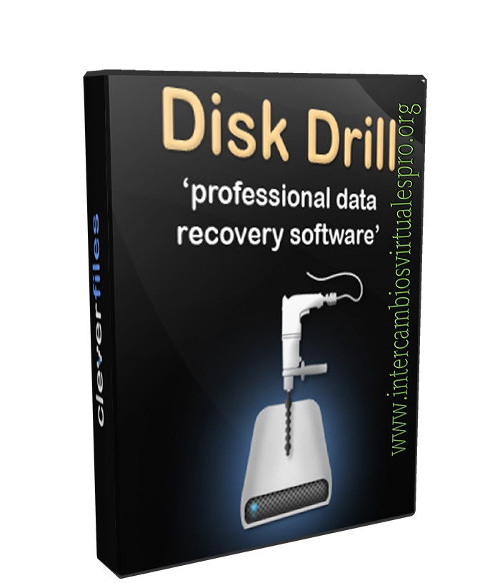 Disk Drill 2.0.0.253 Professional poster box cover