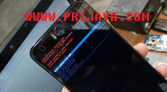 Cara Hard Reset Asus Zenfone Selfie Z00UD