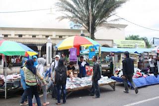 Satpol PP Kota Bandung Razia PKL Selama Ramadhan