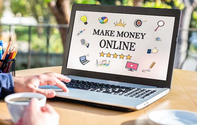 Different Ways to Make Extra Money from Home Online Free  via  www.productreviewmom.com