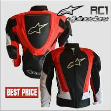 JAKET TOURING BIKERS