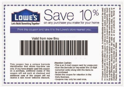 at home store coupon code printable coupons lowes home improvement coupons 11905