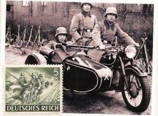 Sejarah Vespa Sespan Sidecar Motor di dunia