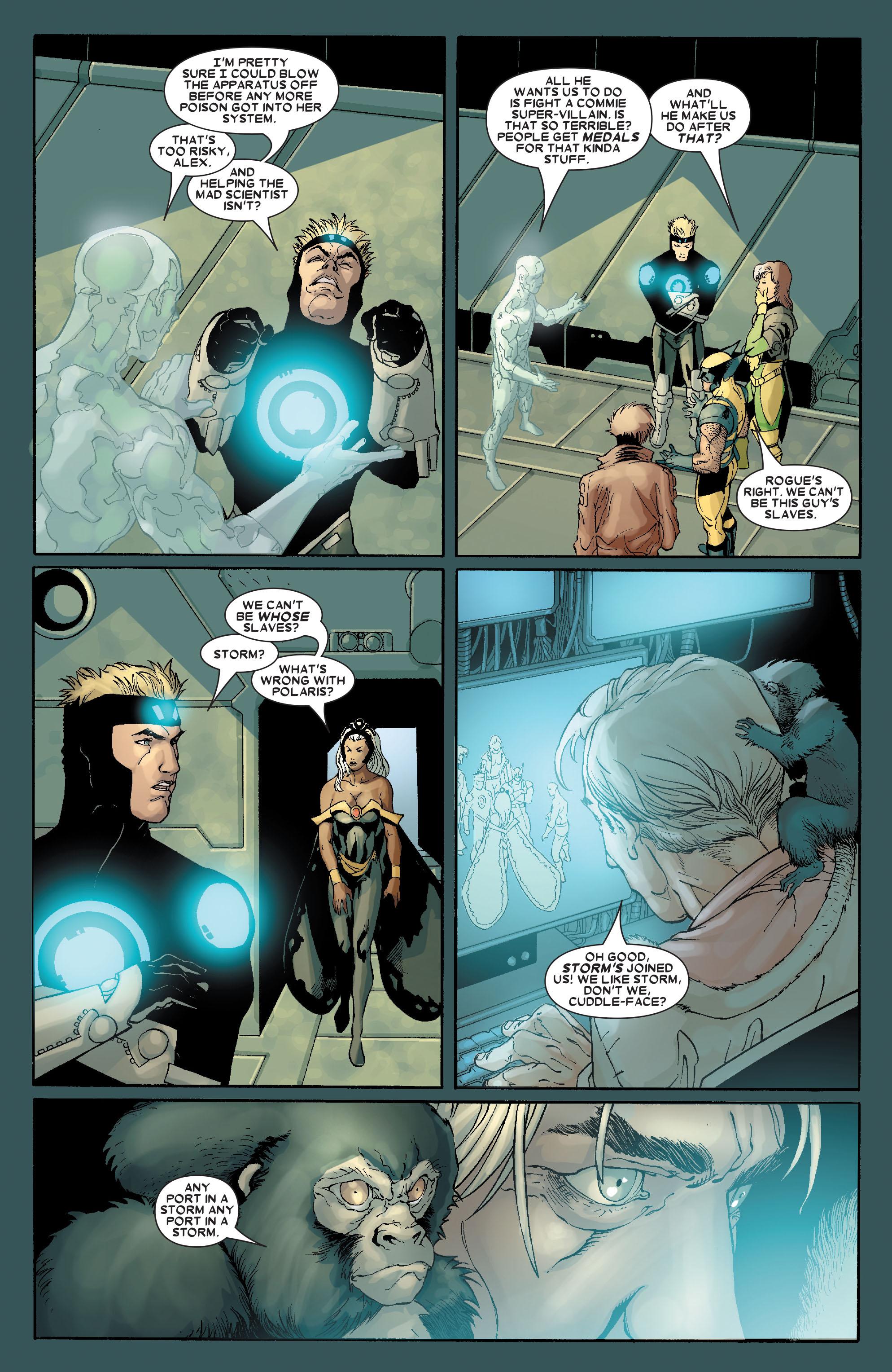 X-Men (1991) 176 Page 21