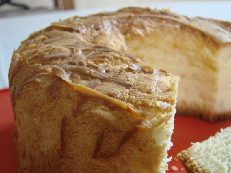 Resep Cake Keju Enak: Resep Chiffon Cake Keju Lembut Dan Enak