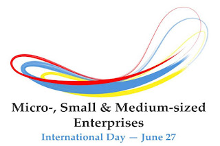 June 27, 2018: Micro, Small and Medium-sized Enterprises Day