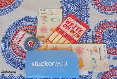 Etiquetas Stuck On You_Bulalaica