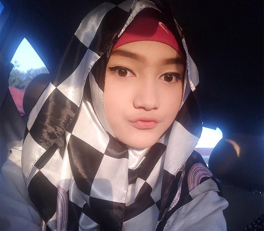 Jihan Audy Pakai Hijab