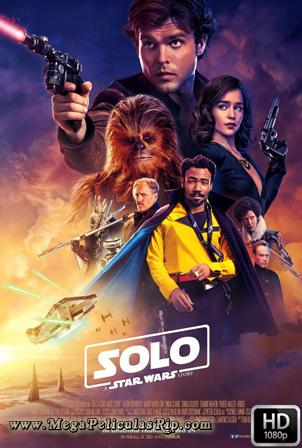 Han Solo: Una Historia De Star Wars [1080p] [Latino-Ingles] [MEGA]