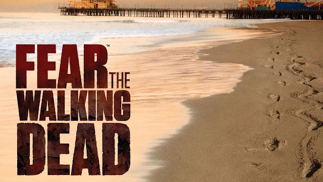 "FEAR THE WALKING DEAD   ""Questa è la mia lettera d"