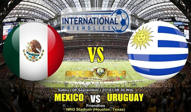 Prediksi Meksiko Vs Uruguay 8 September 2018