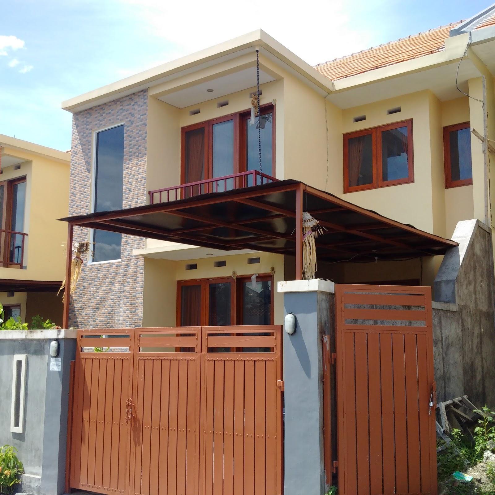 AGENT PROPERTY BALI: Di Jual Rumah Baru Di Kota Denpasar