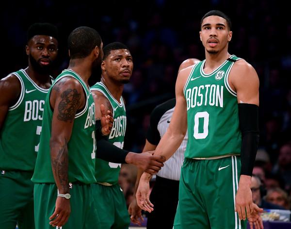 Boston Celtics Schedule 2020-21 Pels Anthony Davis for Jayson Tatum and Marcus Smart?   say