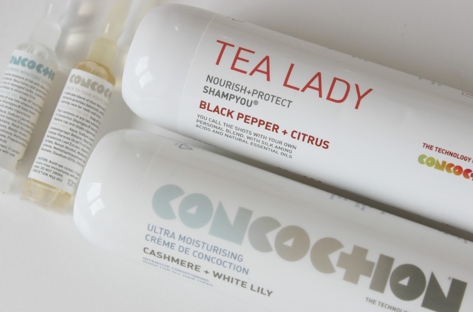 A picture of Concoction Hair Care
