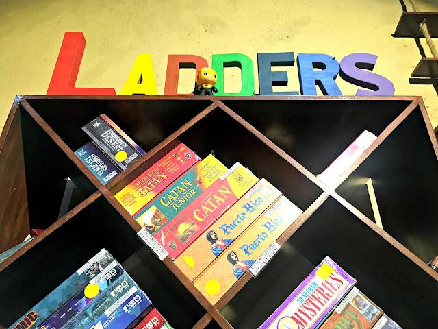 Snacks & Ladders