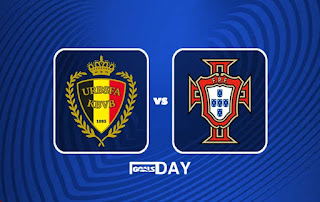 Belgium vs Portugal – Highlights