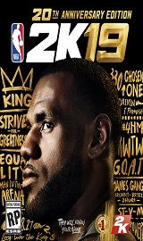 061ecb592076a3d6c8c2473b7ec23f06 - NBA 2K19: 20TH ANNIVERSARY EDITION - PC