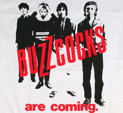 "While The Buzzcocks Toured The USA In Support Of Their 1996 CD ""All Set,"" Their Record Company Abruptly Folded."