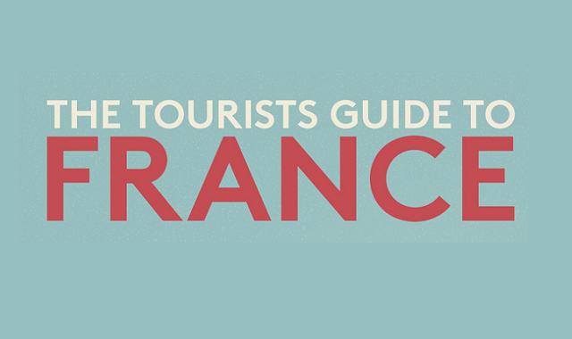 The tourist's guide to France