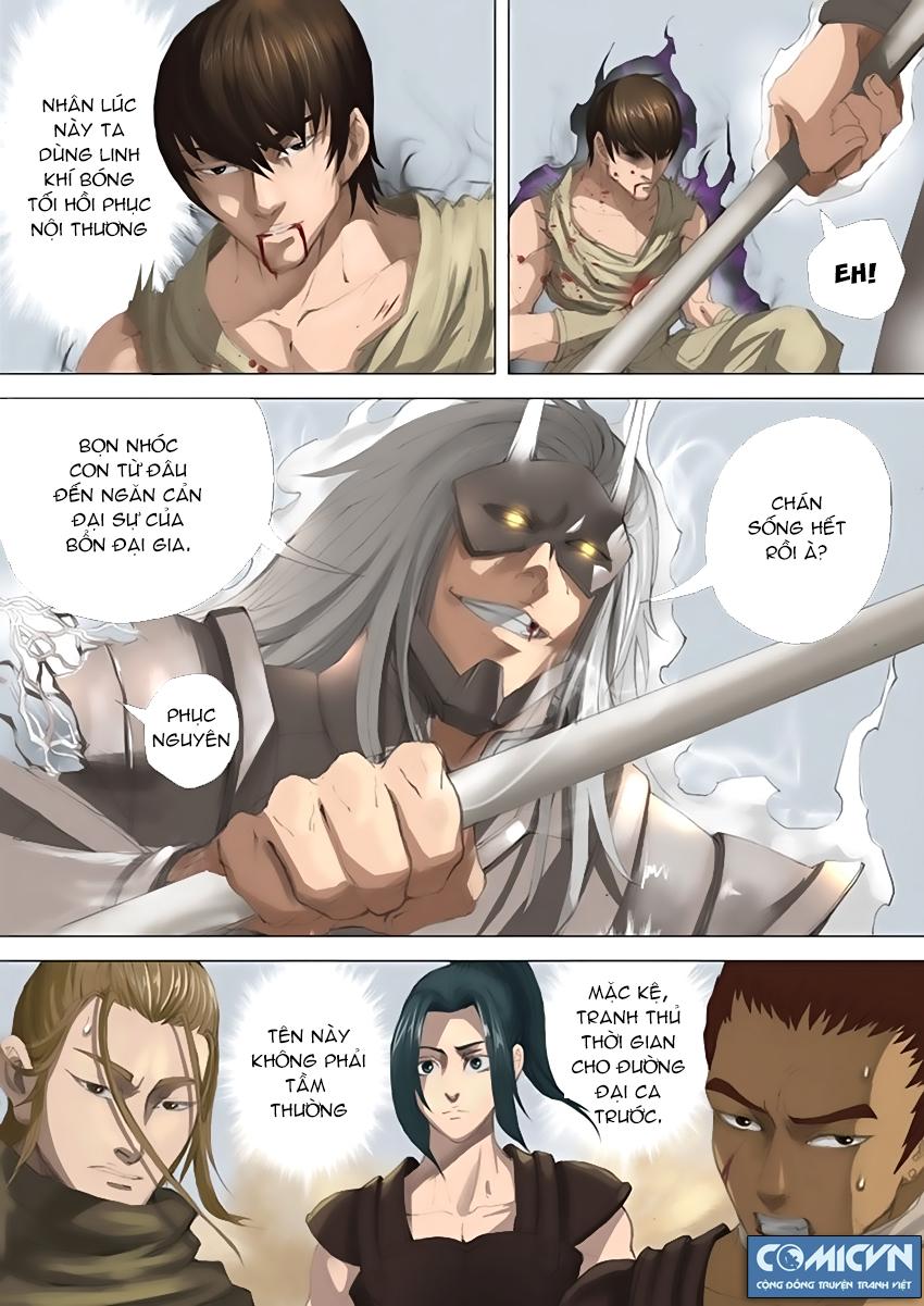 Đường Dần tại Dị Giới trang 13
