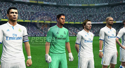 PES 2013 PESEGY Patch v1.0 Season 2016/2017