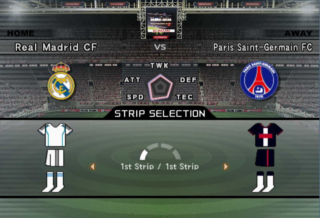 Download Pro Evolution Soccer 6 ( PES 6 ) Full Rip + Players