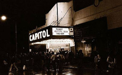 The Capitol Theatre in Passaic, New Jersey
