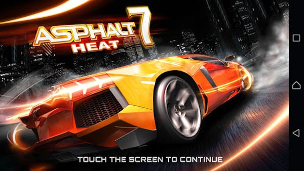 Game Asphalt 7 Heat v1.1.1 (Mod) APK+Data Android