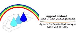 وكالة الحوض المائي لكير-زيز-غريس - agence du bassin hydraulique du guir-ziz-rhéris- errachidia