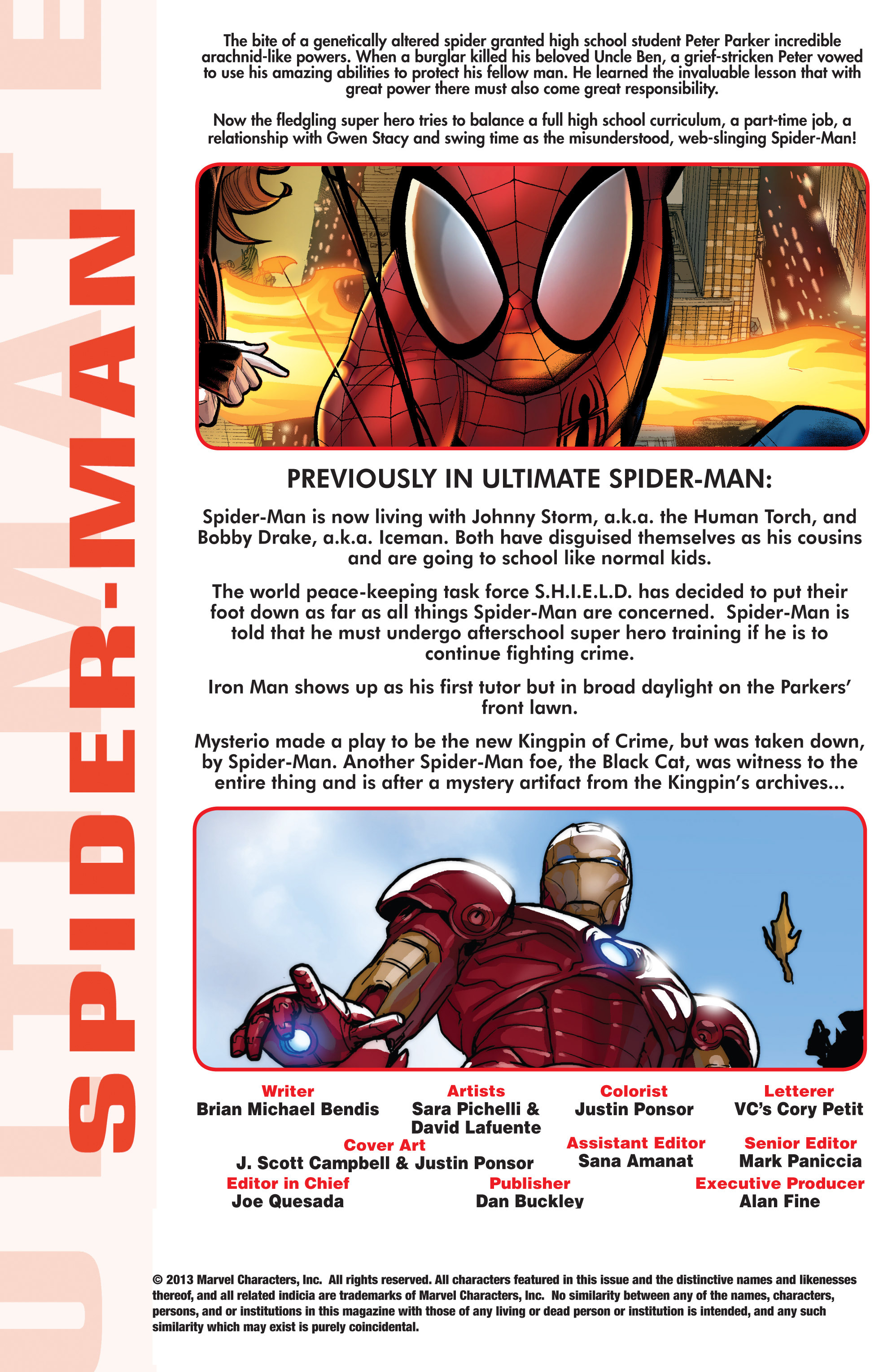 Read online Ultimate Spider-Man (2009) comic -  Issue #152 - 2