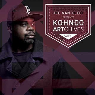 Kohndo - Artchives vol.1 (by Jee Van Cleef) (2016) Flac+320