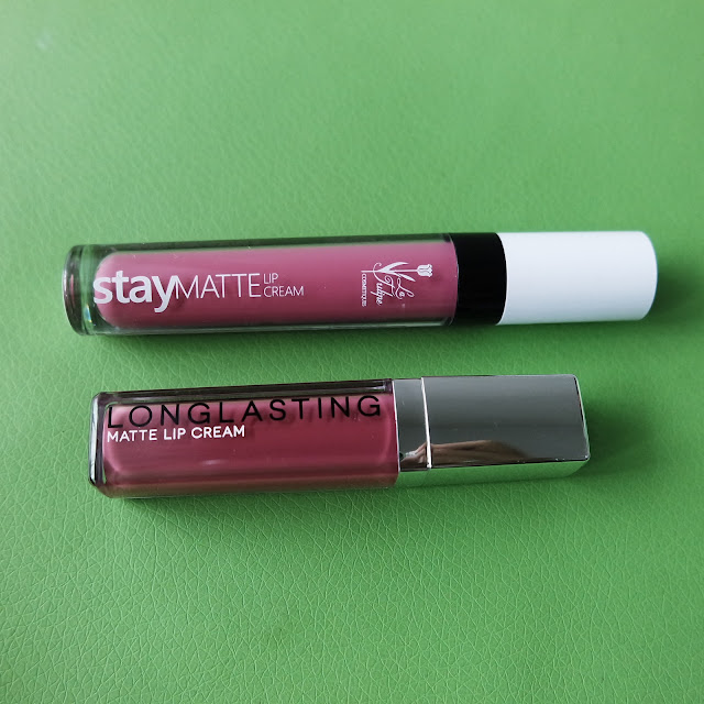 La-Tulipe-Stay-Matte-Lip-Cream-dan-LT-Pro-Longlasting-Matte-Lip-Cream