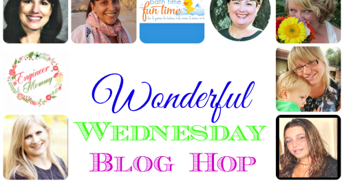 Wonderful Wednesday Blog Hop #184