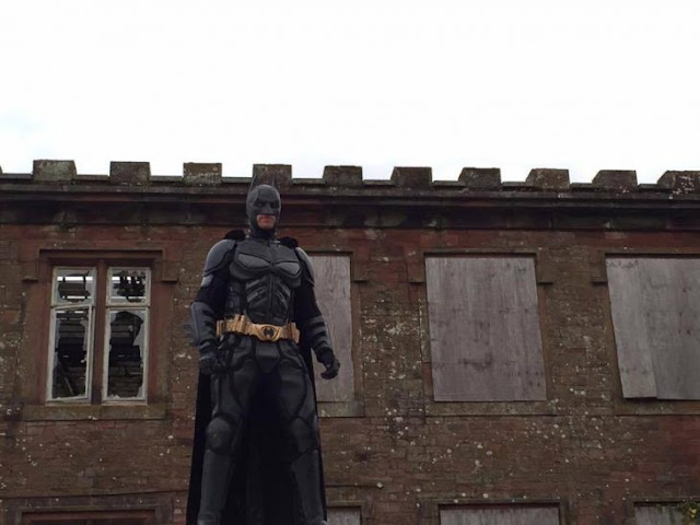 Batman es la solución contra los payasos siniestros