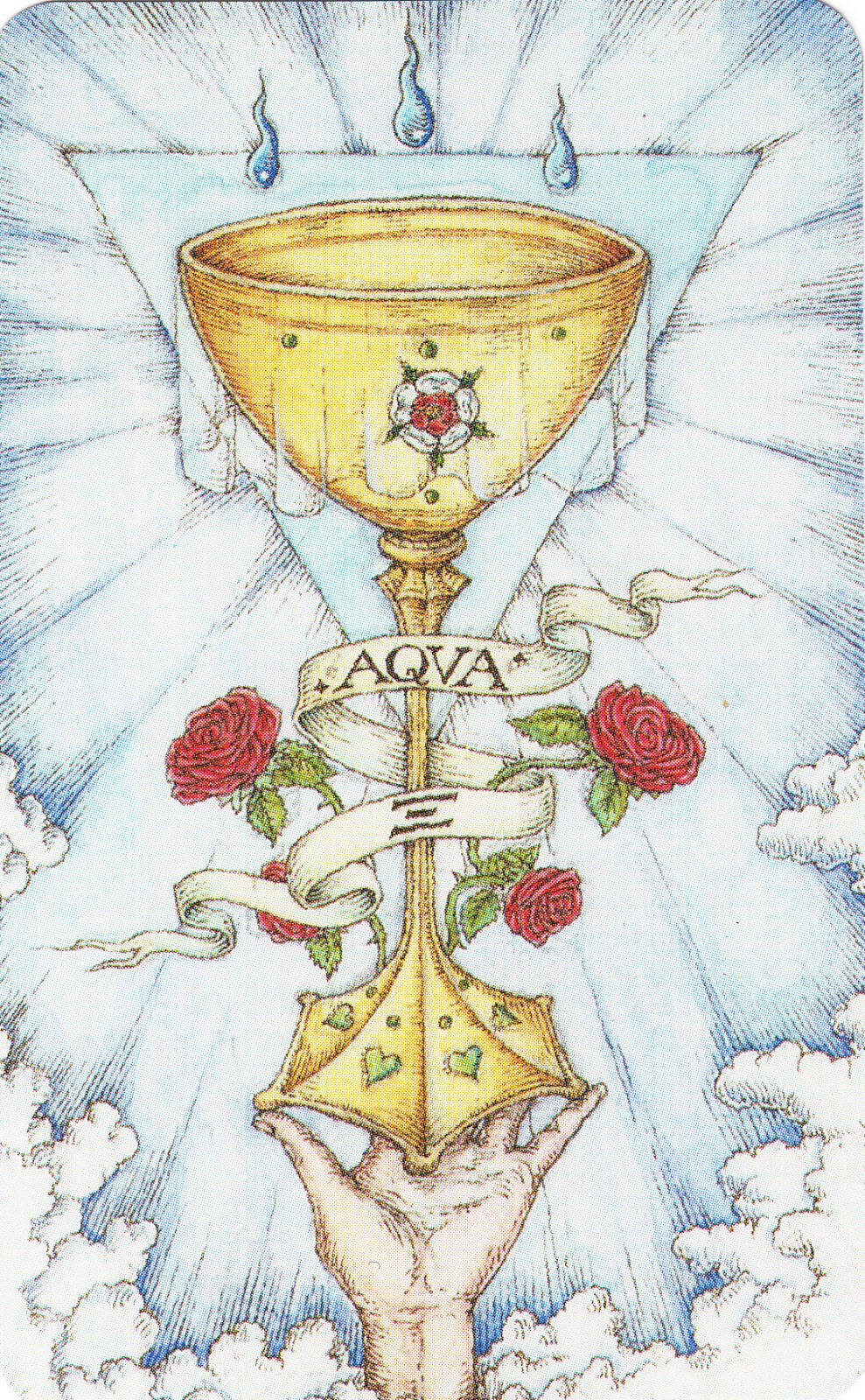 8 of cups and ace wands relationship