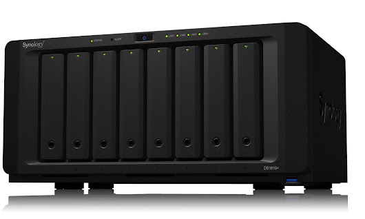 Synology® Unveils the DiskStation DS1819+