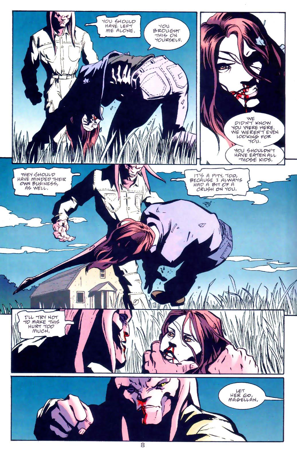Read online Midnight, Mass comic -  Issue #3 - 9