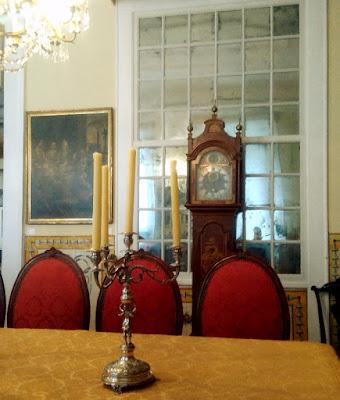 sala de reunião da Ordem do Camo Porto