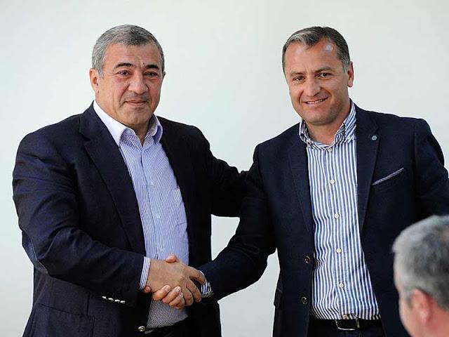Minasyan nuevo director técnico de la selecciona de fútbol