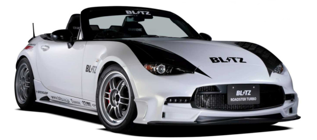 Blitz Roadster MX-5 ND Demo Car