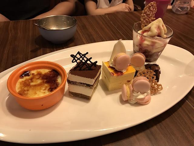 【林口美食】三井Outlet 義式屋古拉爵(Cafe Grazie)