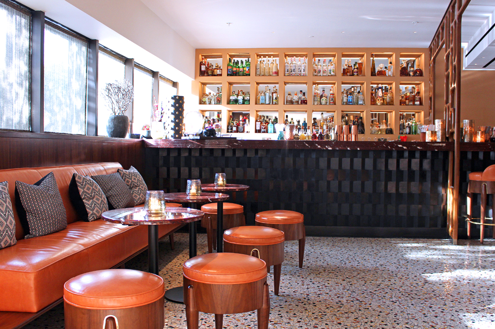 Ella Canta Mexican Restaurant bar in London - UK lifestyle blog