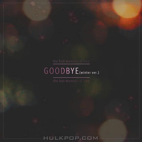 Tell And Listen – Goodbye (Winter Ver.) – Single