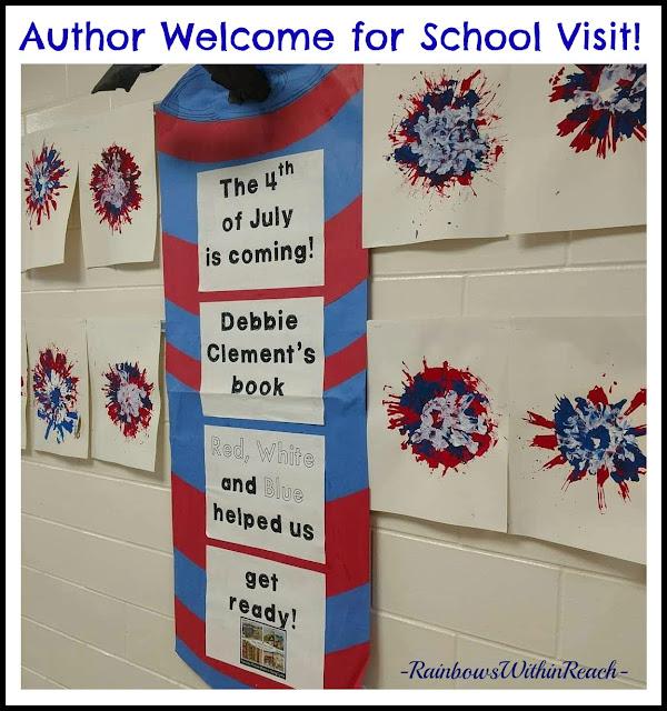 Kindergarten Welcomes Author Illustrator