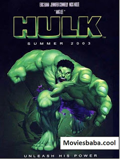 Hulk (2003) Full Movie Dual Audio Hindi HDRip 1080p | 720p | 480p | 300Mb | 700Mb | ESUB | {Hindi+English}