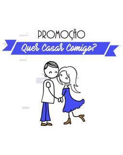 promoção prêmio de casamento