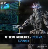 AI: 5 fears explained